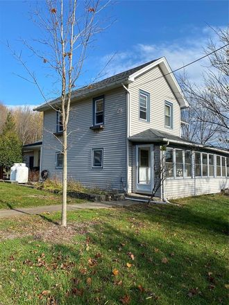 Rent this 4 bed house on 3259 Hance Road in Hawleyton, NY 13903