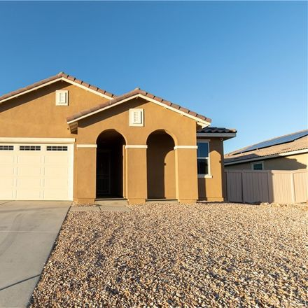 Rent this 4 bed house on 3555 E Ave J in Lancaster, CA