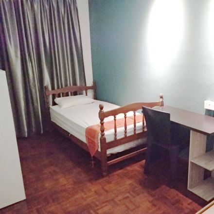 Rent this 1 bed apartment on Taman Kota Laksamana Jaya in Malacca City, Malacca