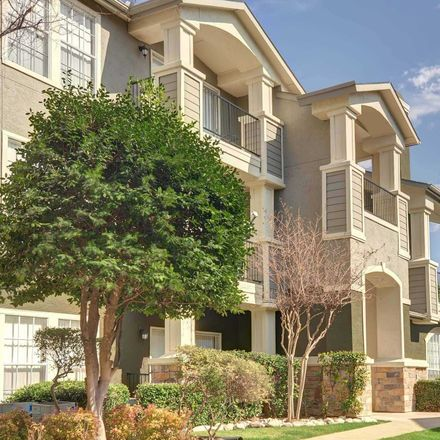 Rent this 2 bed apartment on 4750 Haverwood Lane in Dallas, TX 75287