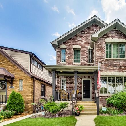 Rent this 4 bed house on 10235 South California Avenue in Evergreen Park, IL 60655