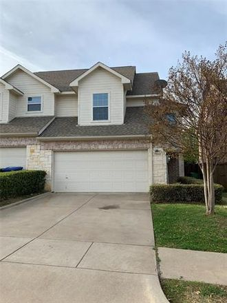 Rent this 3 bed condo on 1044 Rodin Lane in Carrollton, TX 75006