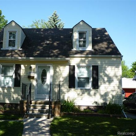 Rent this 3 bed house on 3470 Detroit Street in Dearborn, MI 48124