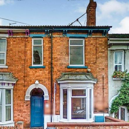 Rent this 2 bed house on Cheviot Street in Lincoln LN2 5JD, United Kingdom