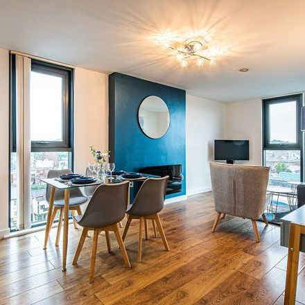 Rent this 2 bed apartment on Hancock and Lant Building in Blonk Street, Sheffield