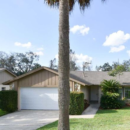 Rent this 3 bed house on 430 Meander Dr N in Altamonte Springs, FL 32714