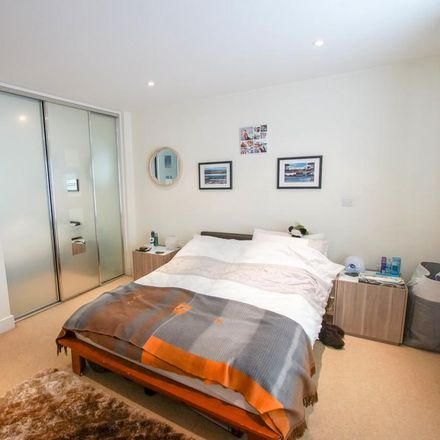Rent this 1 bed apartment on St. Agnes Place in Chichester PO19 7TN, United Kingdom
