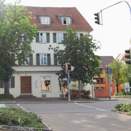 Rent this 3 bed apartment on Alleenstraße 85 in 73230 Kirchheim unter Teck, Germany