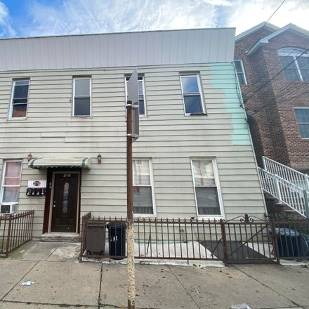 Rent this 4 bed apartment on 216 Cambridge Avenue in Jersey City, NJ 07307