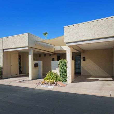 Rent this 2 bed townhouse on 110 West Victoria Square in Phoenix, AZ 85013