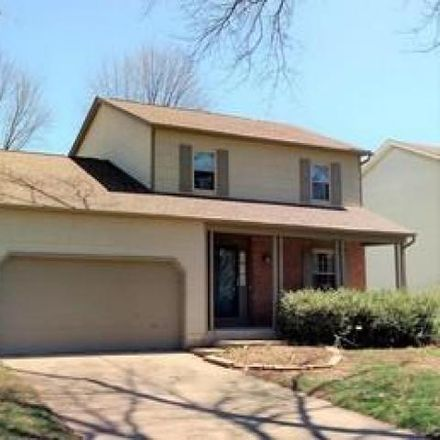 Rent this 3 bed house on 7578 Foxboro Lane in Columbus, OH 43235