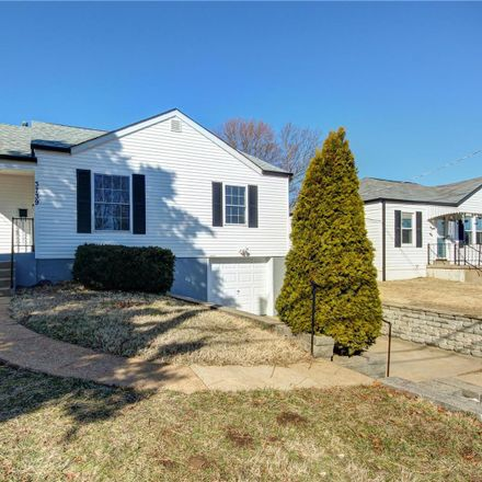Rent this 3 bed house on 3739 Midview Avenue in Bridgeton, MO 63044