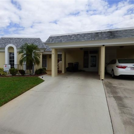 Rent this 2 bed townhouse on 2 Plaza Court in Lehigh Acres, FL 33936