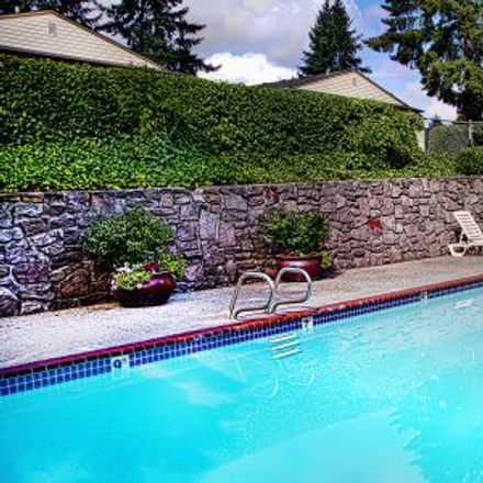 Rent this 2 bed apartment on 15931 Northeast Russell Street in Portland, OR 97230