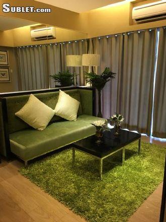 Rent this 1 bed apartment on Centuria Medical Center in B. Valdez, Makati