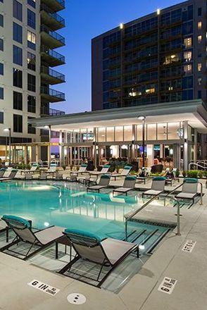 Rent this 1 bed apartment on Promenade II in 1230 Peachtree Street Northeast, Atlanta