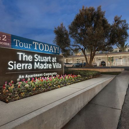 Rent this 1 bed apartment on 326 Eaton Drive in Pasadena, CA 91107