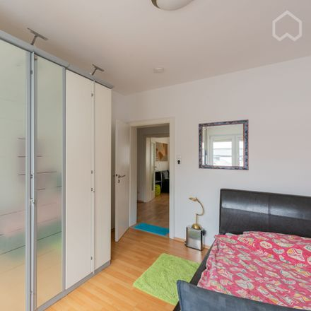 Rent this 1 bed apartment on Traitteurstraße 46 in 68165 Mannheim, Germany
