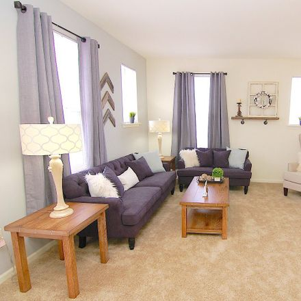 Rent this 1 bed apartment on 1421 Springhurst Boulevard in Greenfield, IN 46140