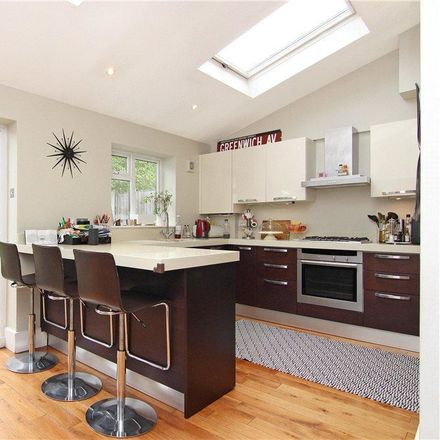 Rent this 3 bed house on 20 Kenwyn Road in London SW20, United Kingdom