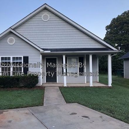 Rent this 3 bed apartment on 1401 Braveheart Lane in Oakdale, NC 28216
