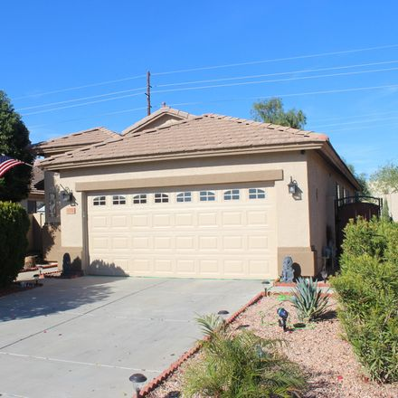 Rent this 3 bed house on 6576 West Puget Avenue in Glendale, AZ 85302
