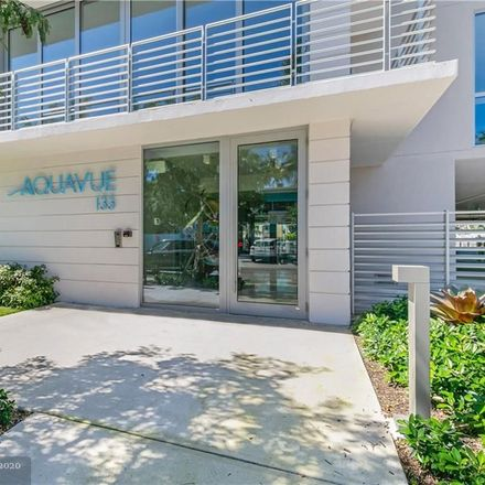 Rent this 3 bed condo on Isle of Venice Drive in Fort Lauderdale, FL 33301