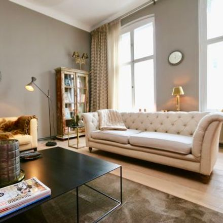 Rent this 2 bed apartment on Krausnickstraße 21 in 10115 Berlin, Germany