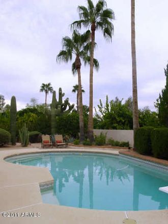 Rent this 3 bed house on 8311 East Vista de Valle in Scottsdale, AZ 85255