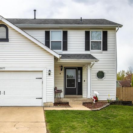 Rent this 3 bed house on 5077 Danielle Drive in Cottleville, MO 63304