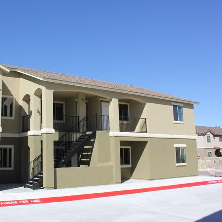 Rent this 2 bed apartment on 14306 Gil Reyes Drive in El Paso, TX 79938