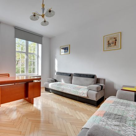 Rent this 1 bed apartment on Świętego Ducha in Gdańsk, Polska
