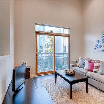 Rent this 1 bed loft on 1601 East 5th Street in Austin, TX 78702