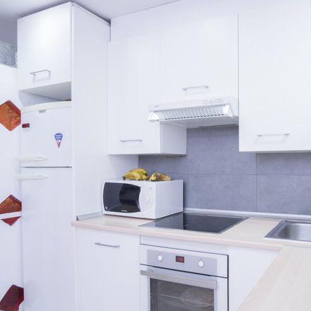 Rent this 2 bed room on Carrer de Serrallonga in 08032 Barcelona, Spain