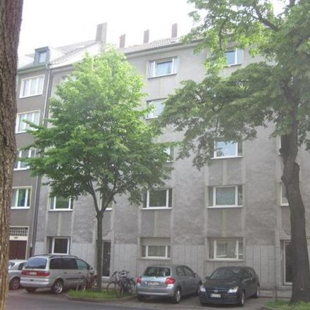 Rent this 2 bed apartment on Merowingerstraße 70a in 40223 Dusseldorf, Germany
