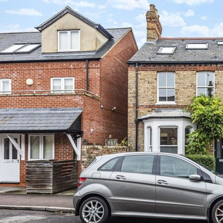 Rent this 3 bed house on 30 Leopold Street in Oxford OX4 1TZ, United Kingdom