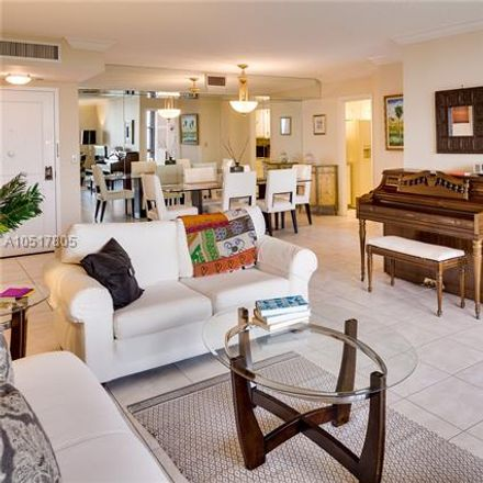 Rent this 2 bed condo on Towers of Key Biscayne I in 1121 Crandon Boulevard, Key Biscayne
