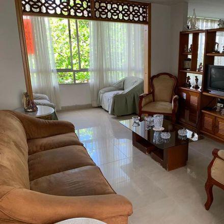 Rent this 3 bed apartment on Calle 5 in Comuna 14 - El Poblado, 0500 Medellín