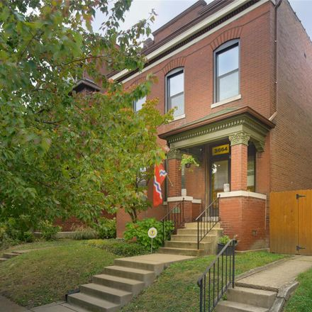 Rent this null bed apartment on 3664 Connecticut Street in St. Louis, MO 63116