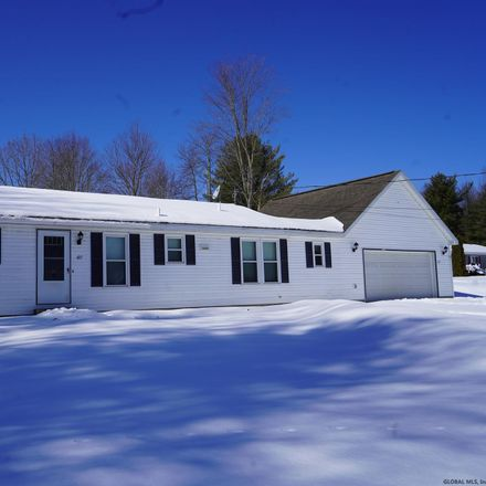 Rent this 3 bed house on 427 Gansevoort Road in Fort Edward, NY 12828