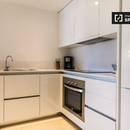 Rent this 2 bed apartment on Oaxaca in Pla de Palau, 19