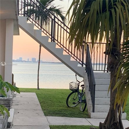 Rent this 3 bed condo on 1750 South Treasure Drive in North Bay Village, FL 33141