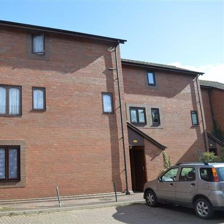 Rent this 1 bed apartment on St. Mary's Close in Newtown SY16 2BG, United Kingdom