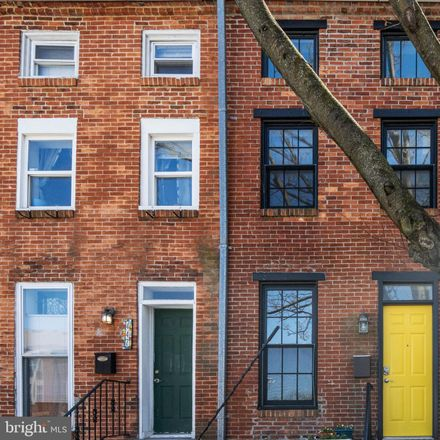 Rent this 2 bed townhouse on 449 Orchard Street in Baltimore, MD 21201