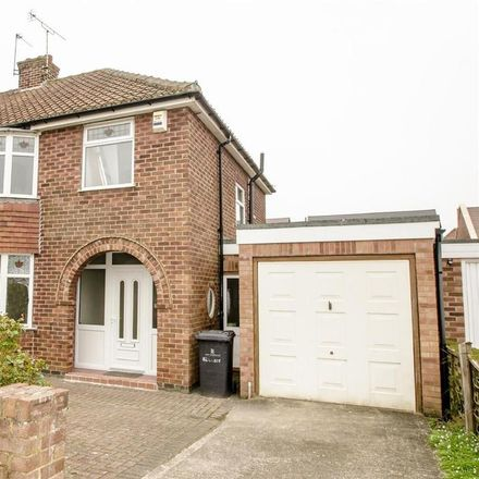 Rent this 3 bed house on Lycett Road in York YO24 1ND, United Kingdom