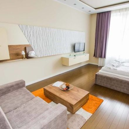 Rent this 1 bed apartment on Gellertgasse 5 in 1100 Vienna, Austria