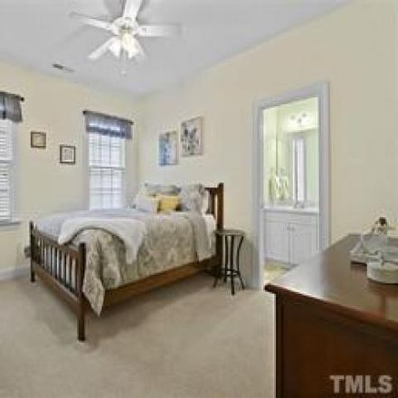 Rent this 5 bed house on 7024 Talton Ridge Drive in Cary, NC 27519