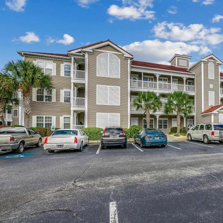 Rent this 2 bed condo on 4230 Coquina Harbour Drive in Little River, Horry County