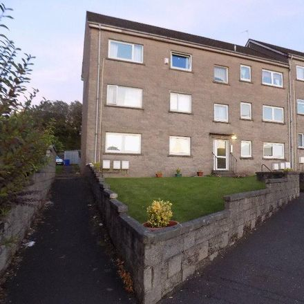 Rent this 1 bed apartment on Thorn Primary School in Ellerslie Street, Brookfield PA5 8HG