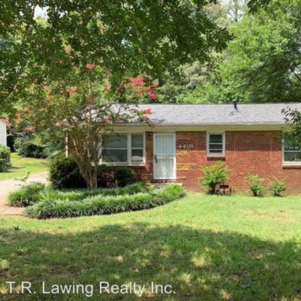 Rent this 3 bed apartment on 4387 Tillman Road in Charlotte, NC 28208